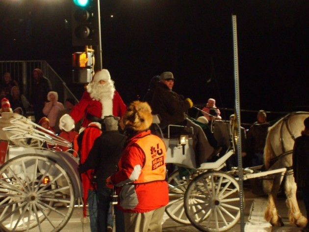 NNC's Christmas City of the North Parade