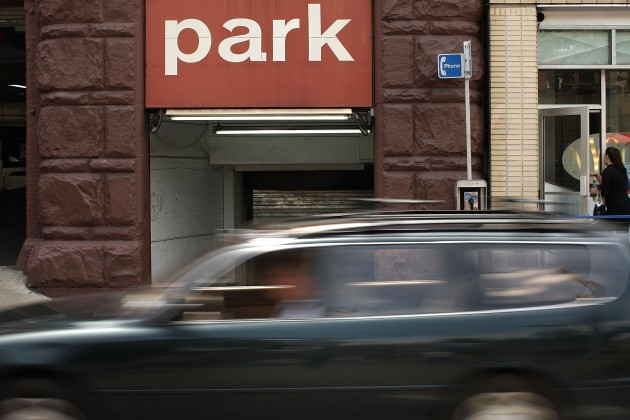 Greater Downtown Council's Parking Ramp Survey