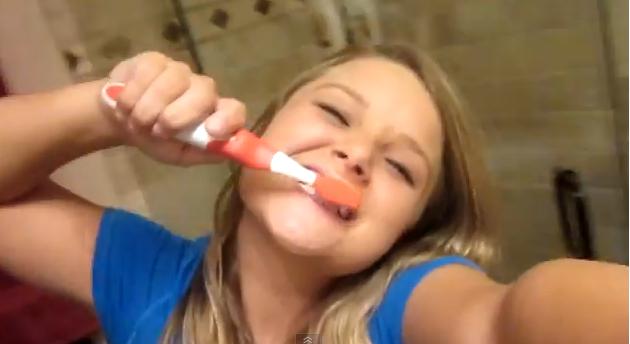Justin Bieber Musical Toothbrush