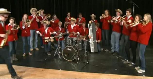 Duluth East High School Jazz Ensemble