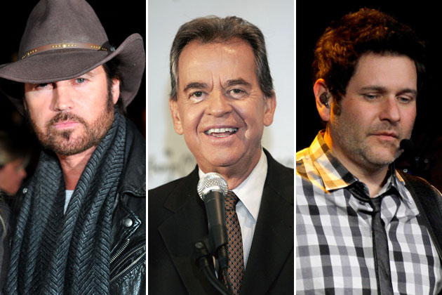 Billy Ray Cyrus, Dick Clark, Jay DeMarcus