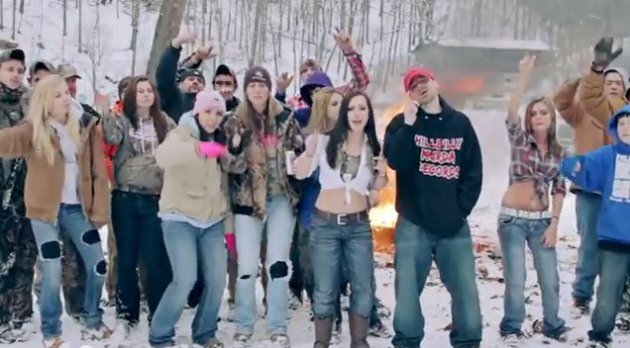 bucking wild country rap