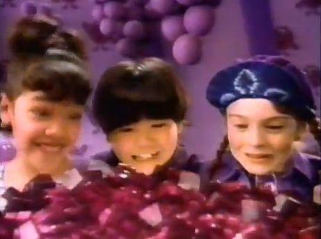 lindsay lohan jello commercial