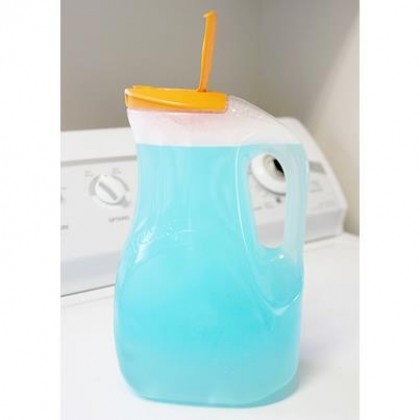 No-Grate Liquid Laundry Detergent by Jillee
