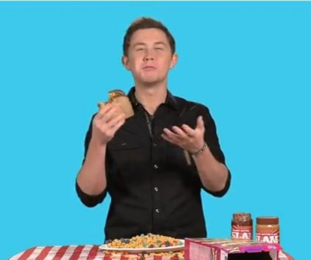 scotty mccreery peanut butter & jam slam