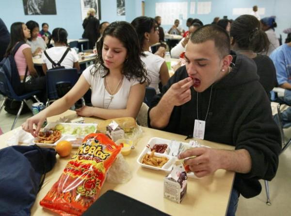 essay changing food habits among school children