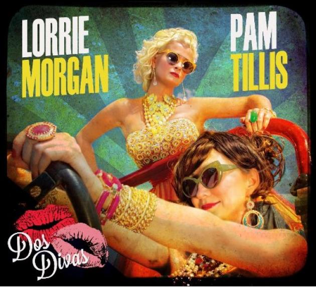 dos divas with pam tillis and lorrie morgan