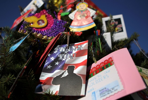 Holiday Mail for Heros