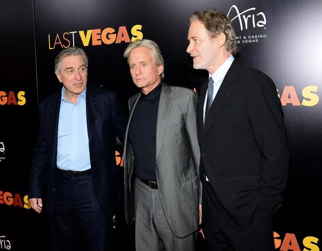 "CBS Films' ""Last Vegas"" Screening After Party At Haze Nightclub"