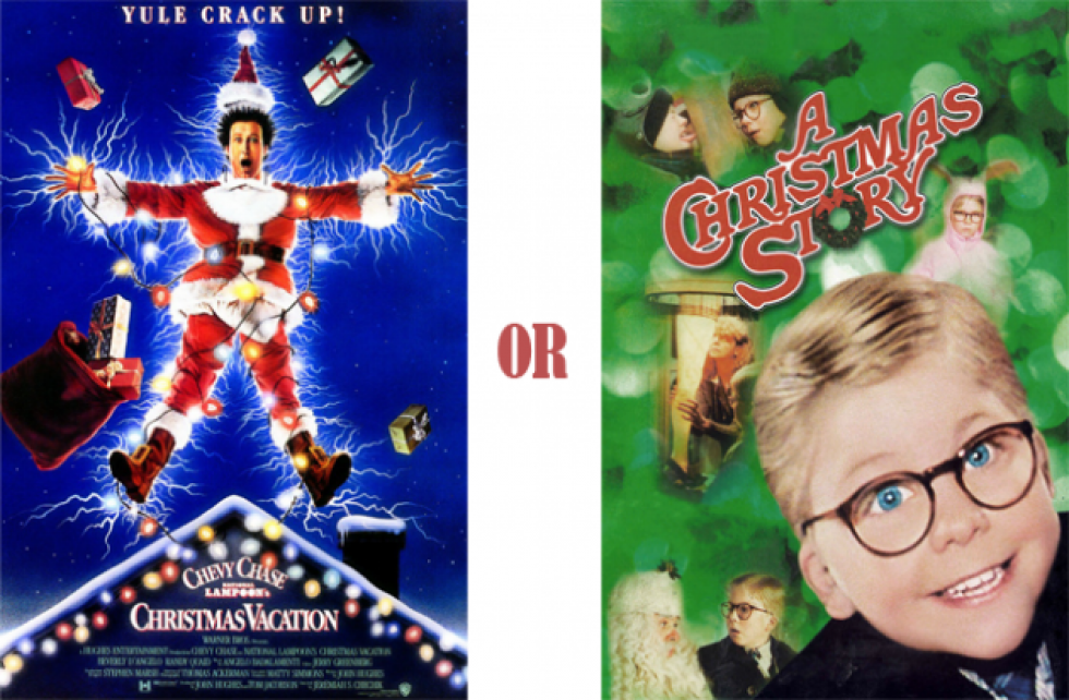 which is better national lampoons christmas vacation or a christmas story - National Lampoon Christmas Vacation