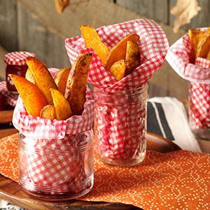 Taste of Home's Oven Fries
