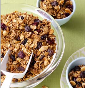 TOH Get Up and Go Granola