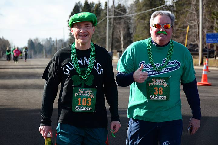 Saint Fennessy 4k - Grandmas Marathon