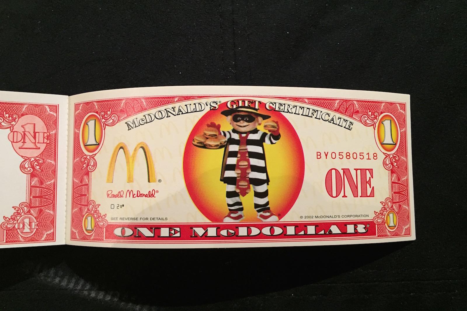 mcdonald coupon mcdonalds thousands worth think cathy kates