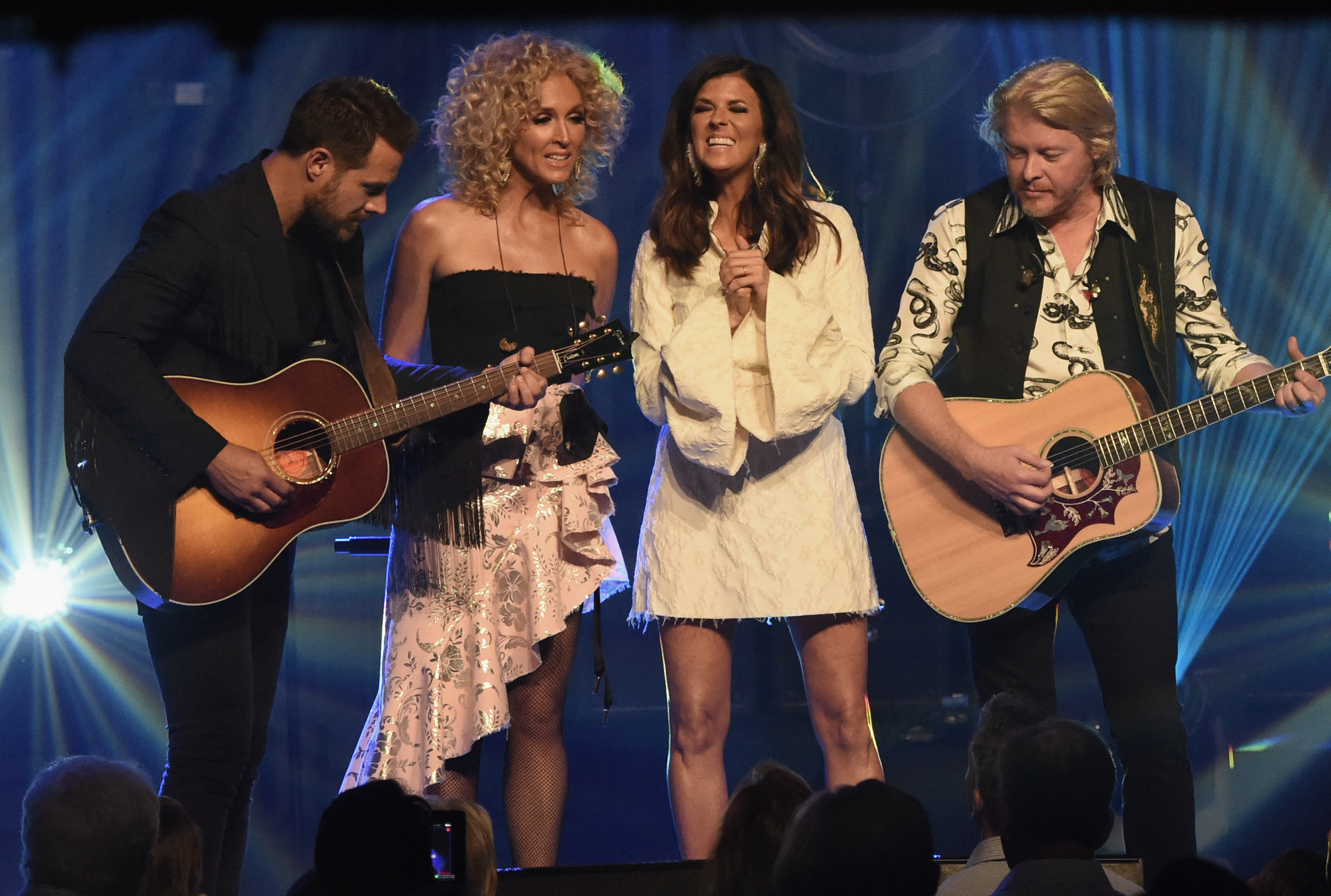 Little Big Town At The Mother Church - May 19, 2017